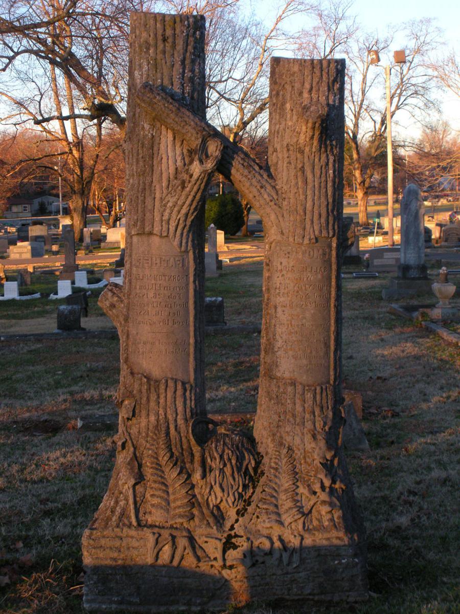Evergreen Cemetery,