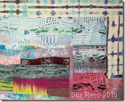 In Dreams I Learned to Swim, by Sue Reno, Work in Progress, Image 12