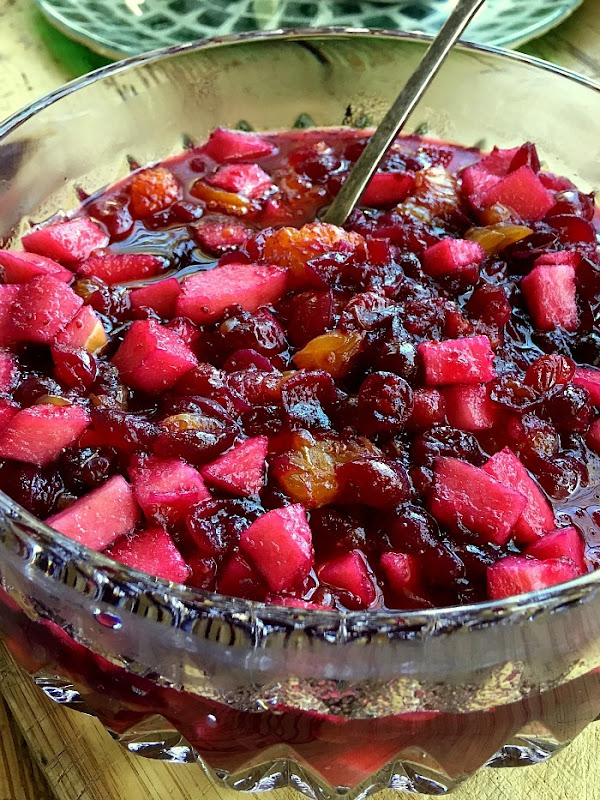 Cranberry Conserve by homework - carolynshomwork (7)
