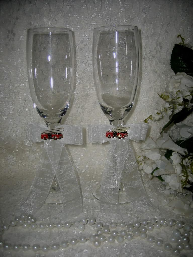 Fireman Firefighter Wedding