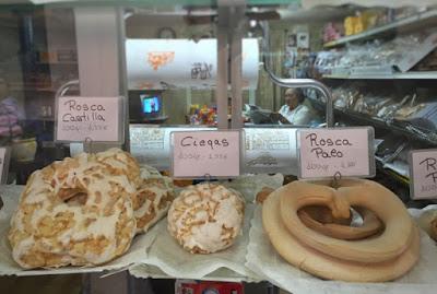 Dulces tipicos de Leon