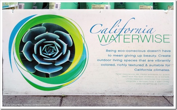 Big box garden centers adapt to the drought in California