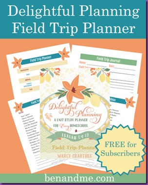Delightful-Planning-Field-Trip-Planner