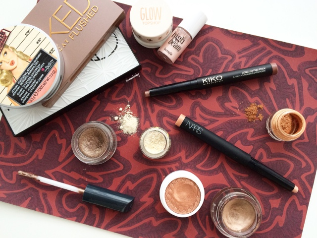 perfect eyeshadows for parties and special occasions and christmas