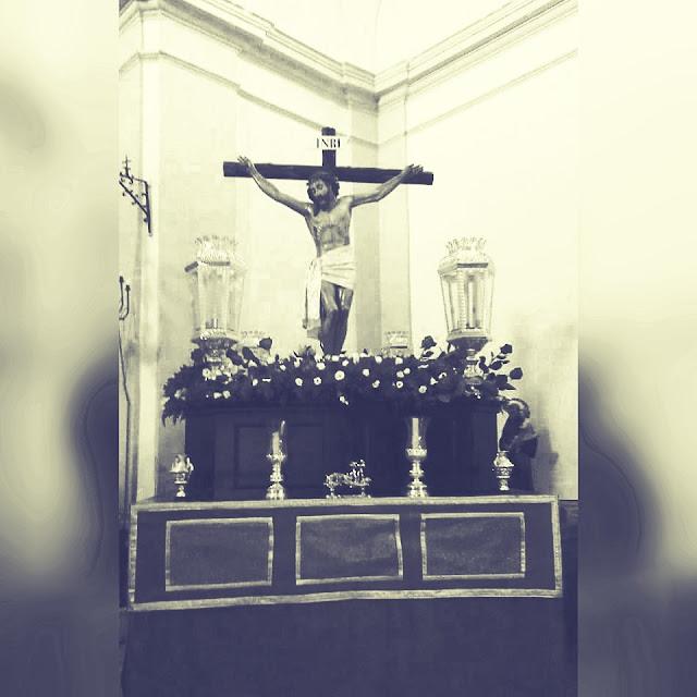 Cristo del Consuelo de Torrenueva
