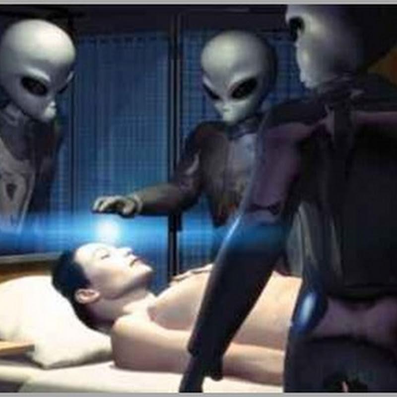 Ex-soldado do Exército é curado por Extraterrestres