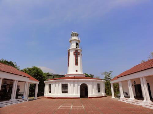 Bilde av et fyrtårn.