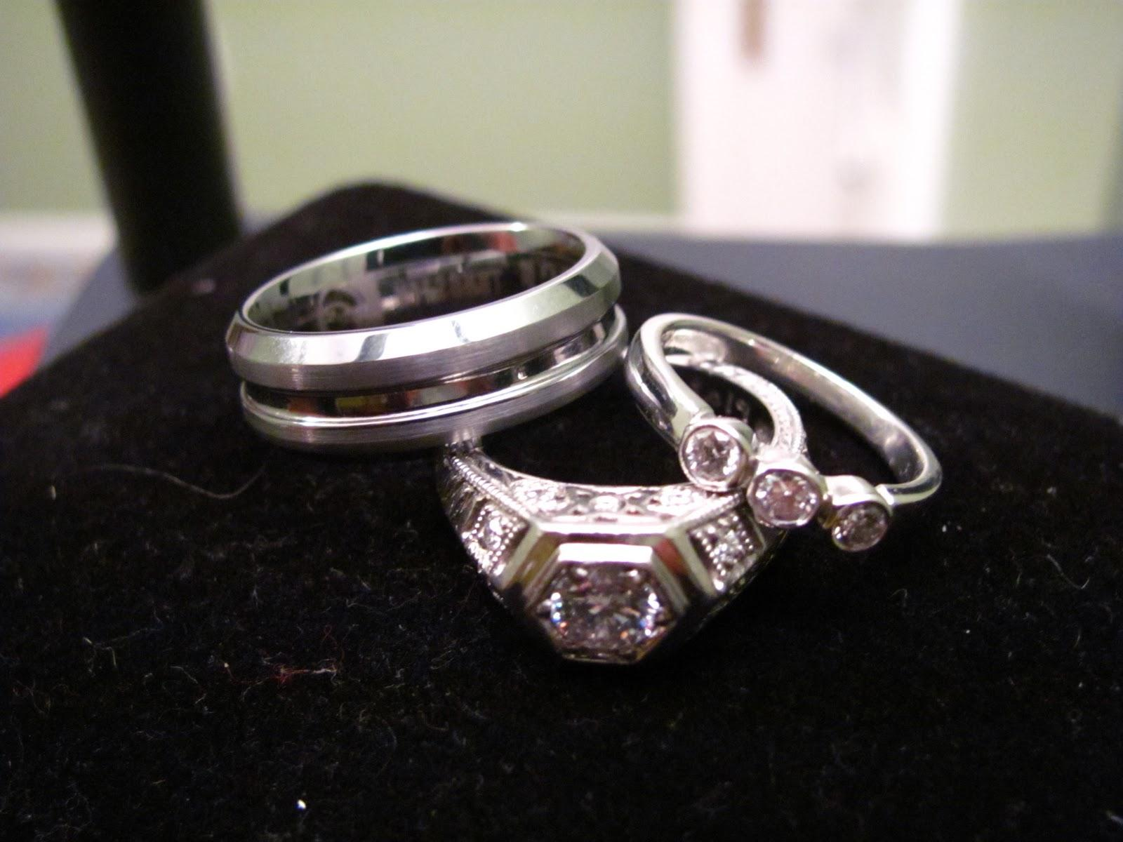 Wedding Rings - Plymouth