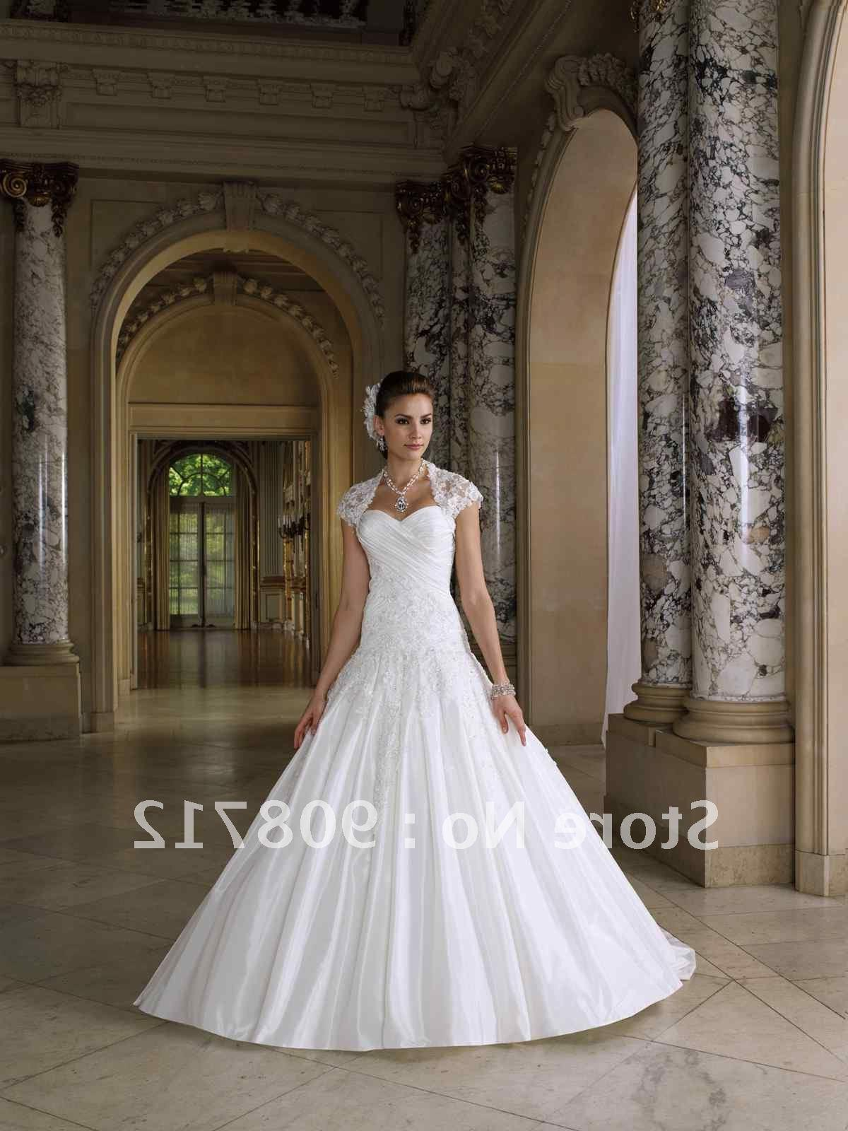 ball gown wedding dresses 2012