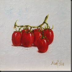 Grape Tomatoes Two 1