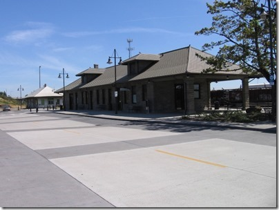 IMG_3143 Depot in Albany, Oregon on August 31, 2006