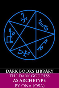 Cover of Order of Nine Angles's Book The Dark Goddess As Archetype
