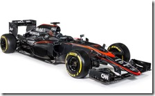 Nuova livrea McLaren