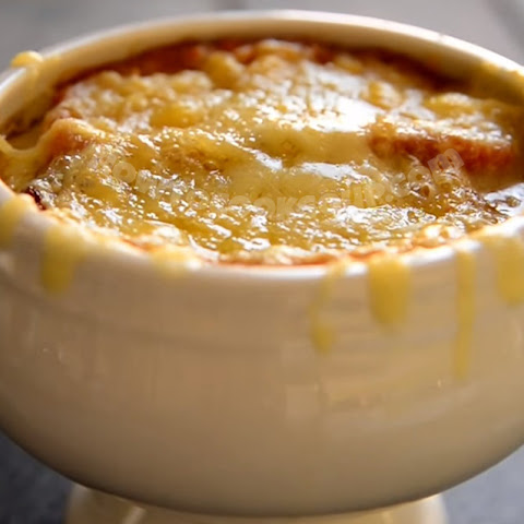 How to cook French onion soup