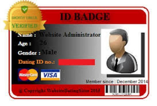 Dating site security id