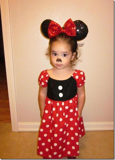 vestido minne mouse para cumpleaños (14)