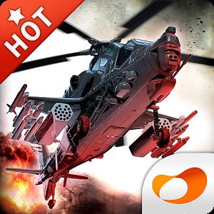 GUNSHIP BATTLE  Helicopter 3D apkmania