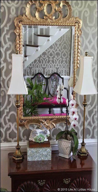 foyer reflections