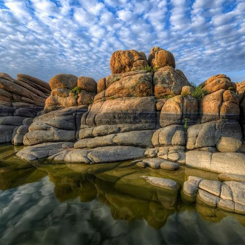 The Granite Dells of Prescott, Arizona