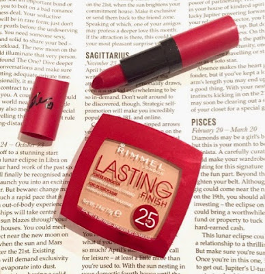 rimmel lasting finish