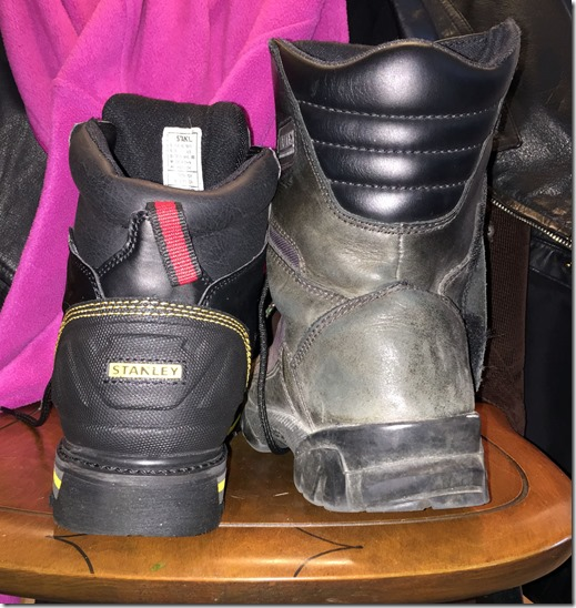 stanley boot comparison