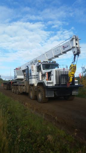 Maxim Industries Inc, 7219 - 265 Road, Fort St John, BC V1J 4M7, Canada, Trucking Company, state Alberta