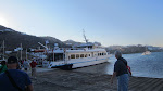 Our excursion for the day was to the island of Delos, reachable by ferry