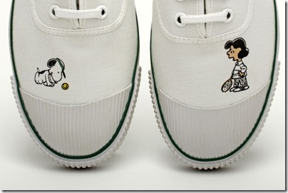 Peanuts X Bata Tennis 2015 Snoopy & Lucy 02