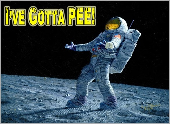 Spaceman-Pee