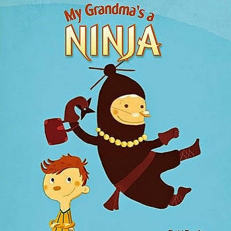 TODD TARPLEY, My Grandma's A Ninja