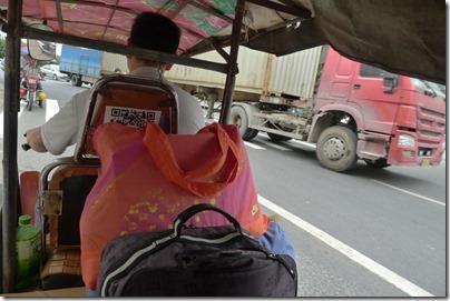 Chao Zhou trishaw 潮州