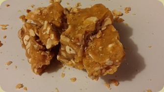 Peanut Brittle - Thoughts in Progress