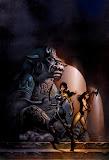Mother And Daughter Warriors Boris Vallejo