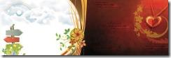 Indian wedding bridal album templates (1)