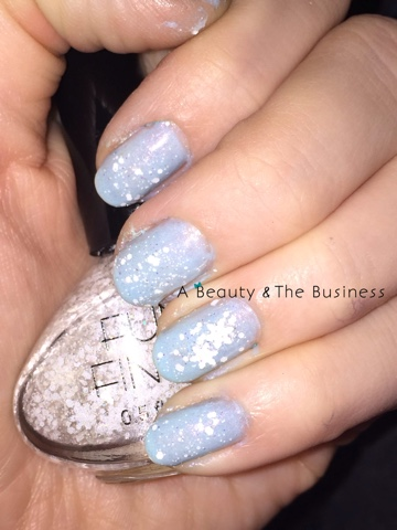 sinful colors cinderella, manicure, nail art, frozen manicure,  gel manicure, twinsie Tuesday, twinsie Tuesday , funky finger olaf, a beauty and the business,