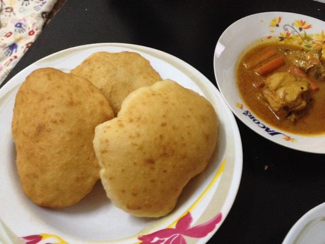 Resepi Berbuka mudah dan ringkas | Roti Arab