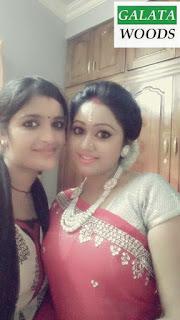 Meghna (Seetha) Images In Chandanamazha (Deivam Thandha Veedu)