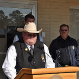 Hempstead County Law Enforcement UACCH Sub Station Ribbon Cutting