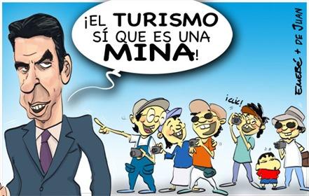 Jose Manuel Soria Turismo