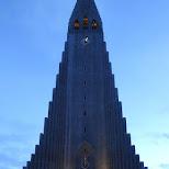 Hallgrímskirkja in Reykjavik, Hofuoborgarsvaeoi, Iceland