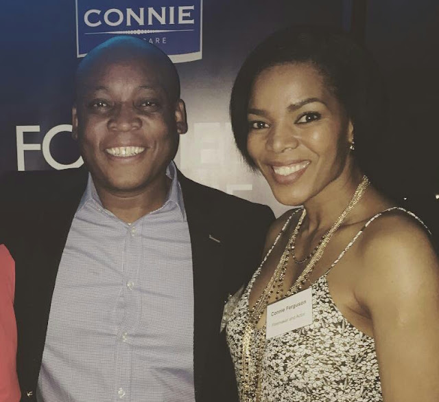 Connie Ferguson and Rapulana Seiphemo To Exit Generation Legacy