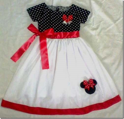 vestido minne mouse para cumpleaños (17)