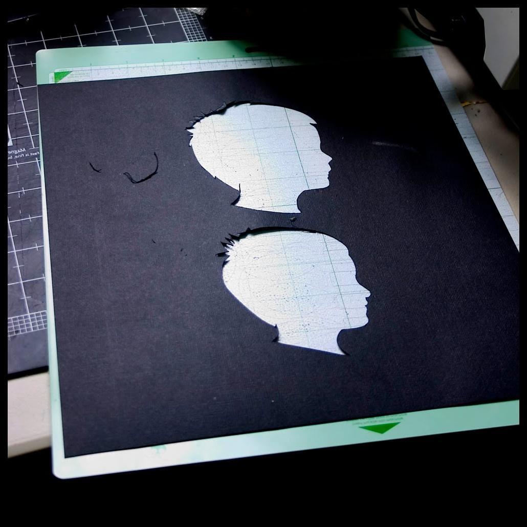 wedding silhouette clip art