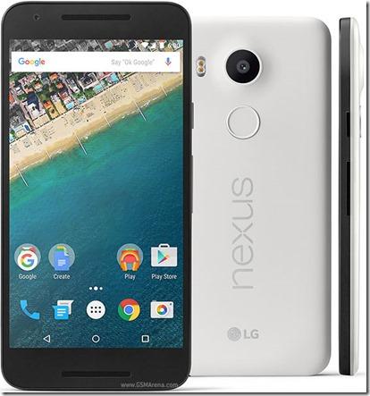 Harga & Spesifikasi LG Nexus 5X