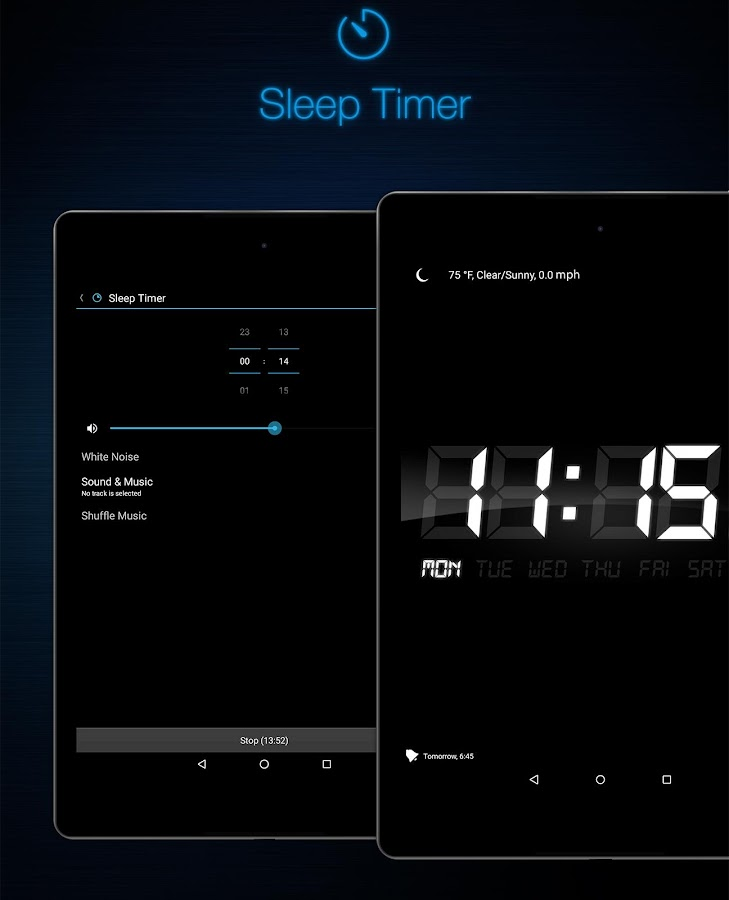 My Alarm Clock Free Screenshot 12