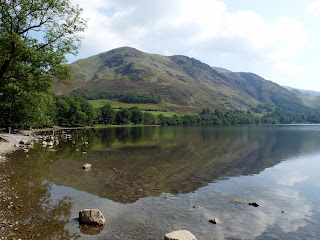 High Snockrigg from Buttermere
