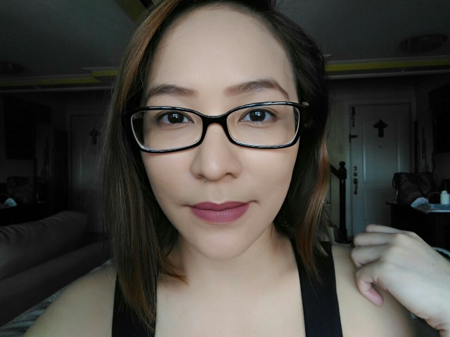 LA Splash Cosmetics Smitten Liptint Mousse in Nymph-adora