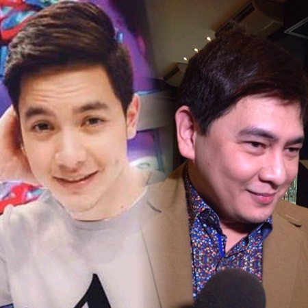 Alden Richards, Joed Serrano