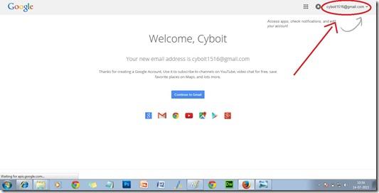 gmail-created