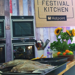 Hotpoint Festival Kitchen